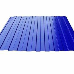 Металлопрокат - Профнастил С-8 1,2х3 синий, 0
