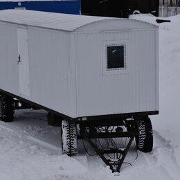 Готовые строения - Жилые вагончики с мебелью 8х2,45 м, 0