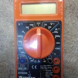 Измерительное оборудование - Мультиметр цифровой Ермак DT-830B, 0