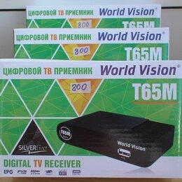 ТВ-приставки и медиаплееры - Приставка DVB-T2  20 каналов  Антенна c усилителем, 0