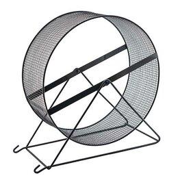 Игрушки и декор  - N 1 Колесо для грызунов 30 см диаметр, (сетка), металлическое, 0