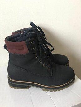 Ботинки - Сапожки ботинки для девочки, 33 размер, 21.5 см, 0