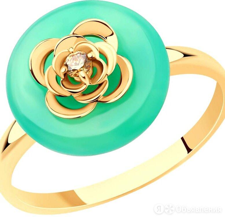 Кольцо SOKOLOV 716558_s_17-5 по цене 8930₽ - Кольца и перстни, фото 0