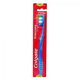 """Зубные щетки - Зубная щетка """"Колгейт"""" классика средняя """"Плюс&quo, 0"""