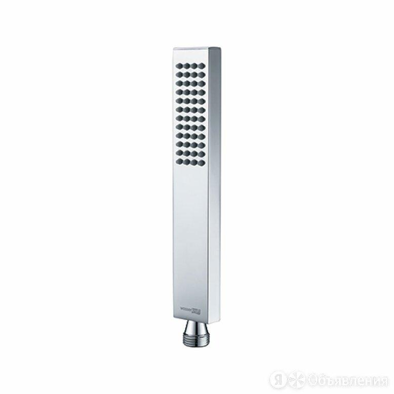 Однофункциональная лейка для душа Wasser Kraft A103 по цене 2650₽ - Комплектующие, фото 0