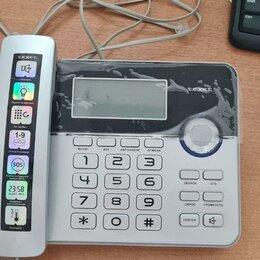 Проводные телефоны - Телефон проводной TeXet TX-259, 0