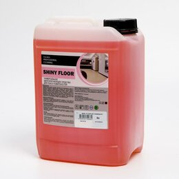 Моющие средства - Средство моющее щелочное пенное для пола и поверхностей IPC Shiny Floor 5 л, 0