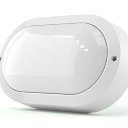 Настенно-потолочные светильники - DMS Светодиодный светильник, влагозащищенный DMS серии HCS Oval 20 Вт, 0