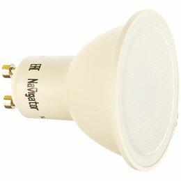 Лампочки - Светодиодная лампа Navigator NLL-PAR16-7-230-4K-GU10, 0