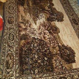 Ковры и ковровые дорожки - Ковер жаккардовый коричневый, 0