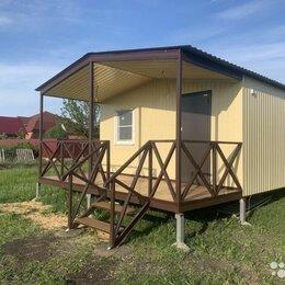 Готовые строения - Дачный модульный домик . Коттедж ., 0