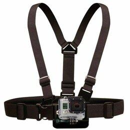 Аксессуары для экшн-камер - Универсальное нательное крепление для GoPro, SJCAM, и многих других Экшен  Камер, 0