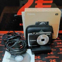 Фотоаппараты - Фотоаппарат Canon PowerShot A2550, 0