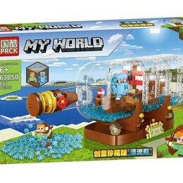 Автокресла - Конструктор PRCK My World 63050 (897 дет.), 0
