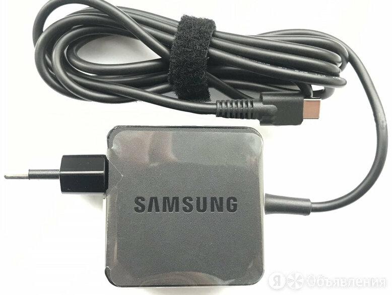 W16-030N1E Блок питания для ноутбуков Samsung 5v-3A/9v-3a/15v-2a, 3A, Type-C по цене 2190₽ - Блоки питания, фото 0