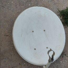 Спутниковое телевидение - Спутниковая тарелка 60 см. С креплением , 0