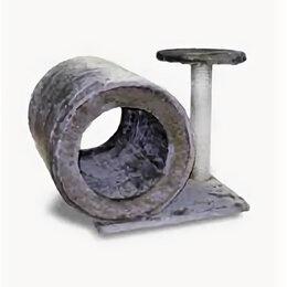 Когтеточки и комплексы  - Домик-когтеточка Тоннель 45*45*55 , 0