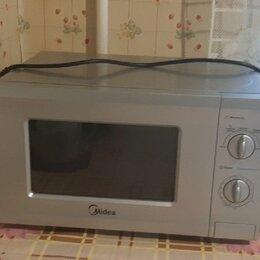 Микроволновые печи - Микроволновая печь габариты 320х455х265, 0