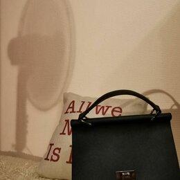 Сумки - Женская сумка Gerard Henon — чёрный цвет, 0