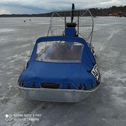 Моторные лодки и катера - Аэролодка  380 Catmarine., 0