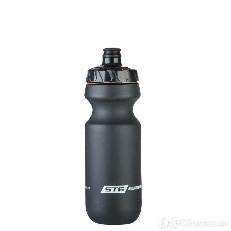 Велофляга STG CSB-542M черный по цене 338₽ - Защита и экипировка, фото 0