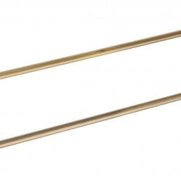 Держатели и крючки - Bemeta Двойной держатель полотенца Bemeta RETRO - бронза, 0