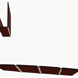 Сайдинг - J-фаска (3,05) Шоколад Дёке, 0