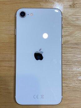 Мобильные телефоны - iPhone SE 2020 64GB White, 0