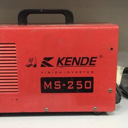 Сварочные аппараты - Сварочный аппарат KENDE MS-250L, 0