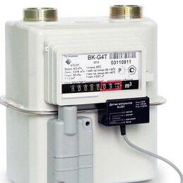 Элементы систем отопления - Счётчик газа Вк-G 4 Т левый Elster, новый, 0