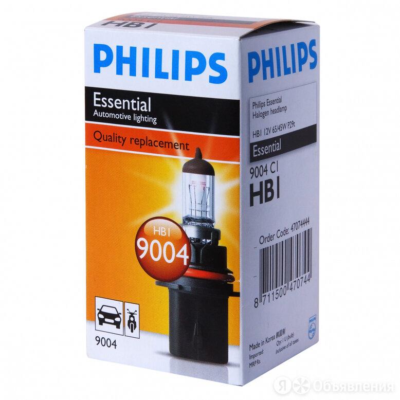 Автолампа PHILIPS 9004C1 по цене 641₽ - Электрика и свет, фото 0