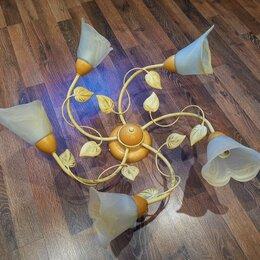 Люстры и потолочные светильники - Люстра подвесная, 0