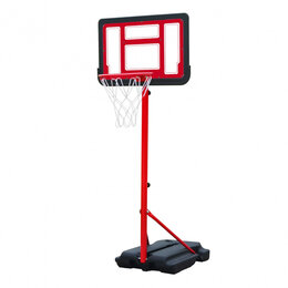 Стойки и кольца - Мобильная баскетбольная стойка DFC KIDSB2, 0