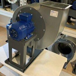 Промышленное климатическое оборудование - Вентилятор радиальный (улитка) 220В и 380В, 0