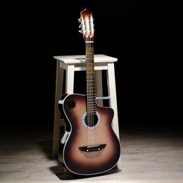Акустические и классические гитары - Гитара 6-струнная, 0