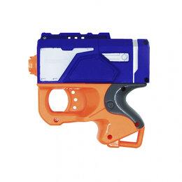 Игрушечное оружие и бластеры - 11213 Бластер с мягкими пулями, 0