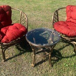 Комплекты садовой мебели - Mебель из ротанга bagama комплект, 0
