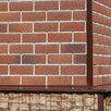 Фасадная плитка Hauberk Красный Кирпич 1000х250х3,3мм 2м2/уп по цене 1180₽ - Фасадные панели, фото 6