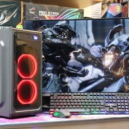 Настольные компьютеры - Игровой ПК Ryzen 3 1200 GTX 1650 4GB 8GB RAM 120 GB RNDM NEW, 0