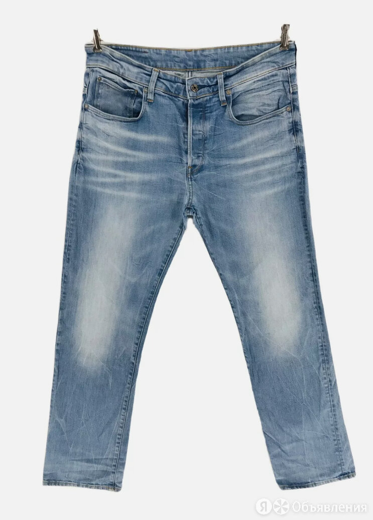 джинсы G-Star Raw W34 L32 по цене 3330₽ - Джинсы, фото 0