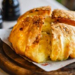 Продукты - Сабурани с двумя видами сыра, 0