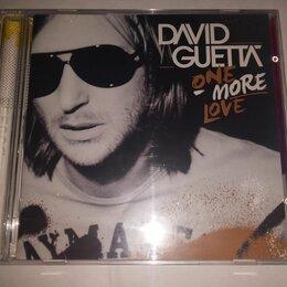 Музыкальные CD и аудиокассеты - David guetta one more love 2 cd как новые, 0