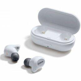 Наушники и Bluetooth-гарнитуры - Беспроводные Bluetooth наушники (белые) BOYA BY-AP1 , 0