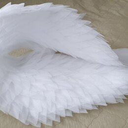 Карнавальные и театральные костюмы - Крылья ангела для фотосессии младенцев, 0