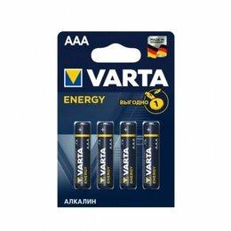 Кухонные комбайны и измельчители - VARTA LR6 (BP-4) ENERGY (80/400), 0