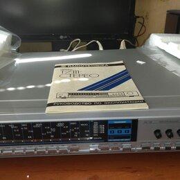 Радиотюнеры - Тюнер т101 стерео radiotehnika, 0