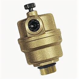 Воздухоотводчики - Воздухоотводчик Microvent MKV15R1/2 10004984 WATTS, 0