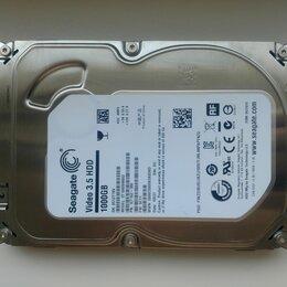 "Жёсткие диски и SSD - Жесткий диск HDD 3.5"" Seagate Video 1Tb, 0"