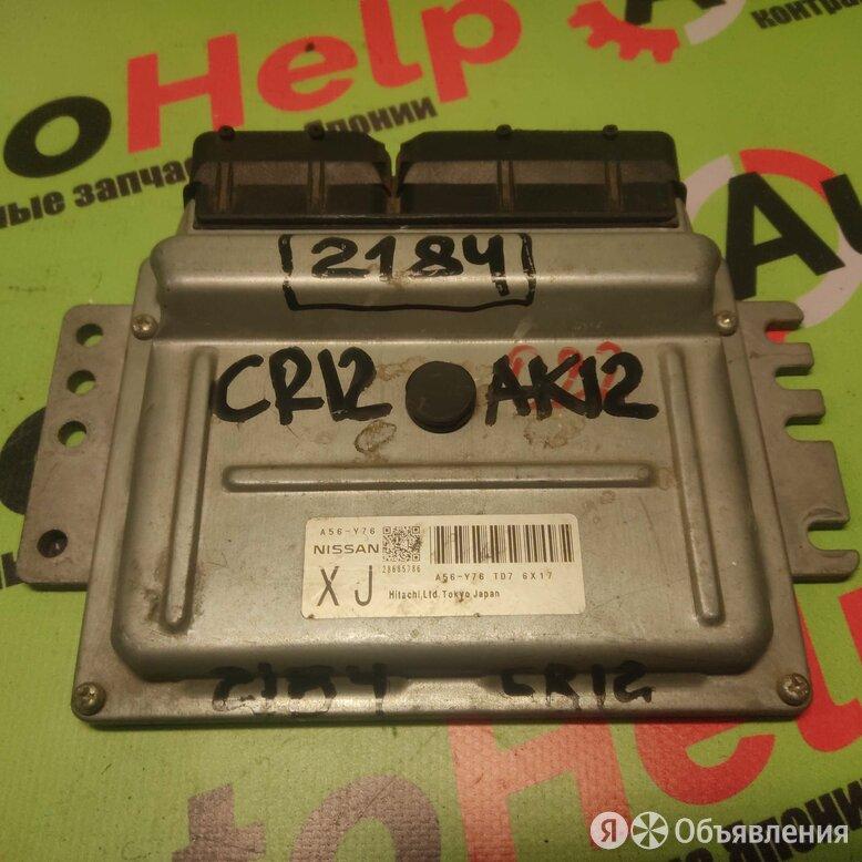 БЛОК EFI NISSAN MARCH AK12 CR12DE A56-Y76 по цене 500₽ - Электрика и свет, фото 0