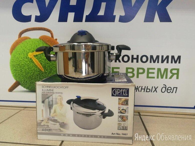 Скороварка Gipfel Illumine 1607 4 л (новая) по цене 8000₽ - Сковороды и сотейники, фото 0